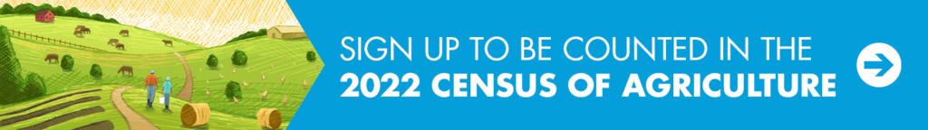 Register for 2022 Ag Census